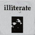 ILLITERATE / V.A (LP)