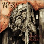 [予約] Hanging On Rebellion / REMAINS OF THE DAY (LP : ltd 500)