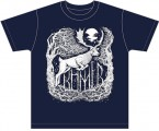 [予約商品] Deer / Khmer (T-Shirt : Dark Heather Navy)