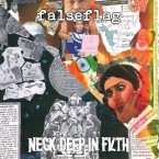 FalseFlag + Neck Deep in Filth / Split (CASSETTE)