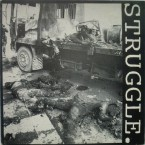 [SALE] st / STRUGGLE (LP)