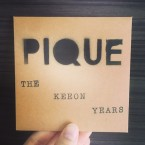 The Keeon Years / Pique (CDR)