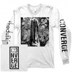 The Dusk In Us - White / Converge (Longsleeve)