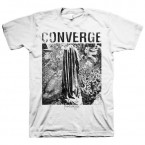 The Dusk In Us Cover - White / Converge (T-Shirt)
