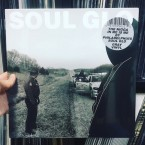 THE NIGGA IN ME IS ME / SOUL GLO (LP: GRAY)