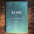 iconic issue.2 / Ceremony (CDR+ZINE)