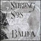 [SALE] Balboa / STIRLING SAYS (LP)