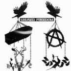 Split - Unused Freedom / シノメノシ + AXE HELVETE (CD)