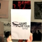 Discography Tape 2012 - 2016 / Grand Detour (CASSETTE)