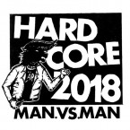 Hardcore 2018 / M.AN. VS. M.A.N (CD + Bottun)