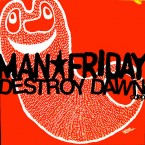 [USED] Destroy Dawn / MAN★FRIDAY (CD EP)