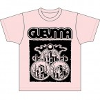 [予約] Burning Skyline / GUEVNNA (T-Shirt: Light Pink)