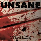 Sterilize / Unsane (LP:Clear)