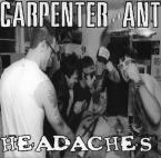 CARPENTER ANT / HEADACHES split (7'')
